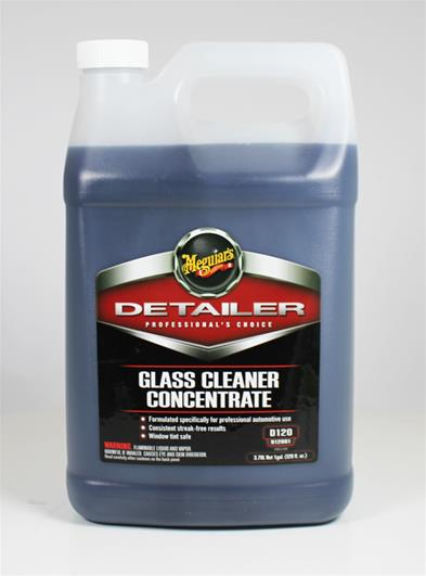 Meguiar´s Glass Cleaner Concentrate - 3,79 ltr