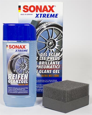 d566f9b68be SONAX Xtreme Dækglans Gel, 250 ml