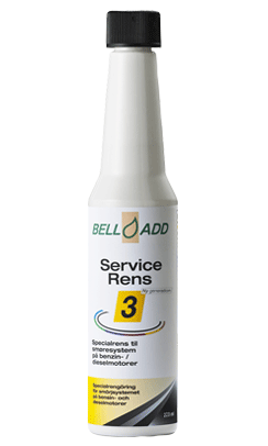 Bell Add ServiceRens 3, 250 ml