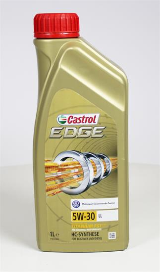 motorolie castrol edge 5w30 longlife iii 1 ltr. Black Bedroom Furniture Sets. Home Design Ideas