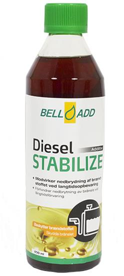 Bell Add Diesel Stabilize Additiv, 500 ml
