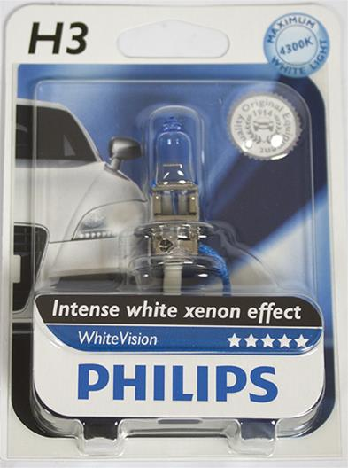 Philips WhiteVision H3, 1 stk