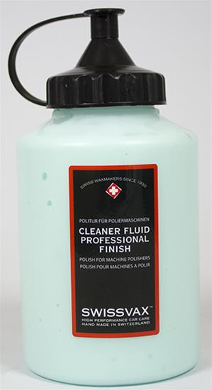 Cleaner Fluid Professional Finish 500 ml. - Maskin