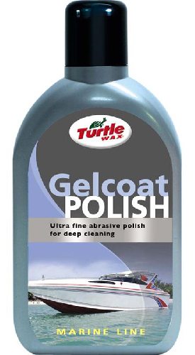 TURTLE Gelcoat Polish - 500 ml.